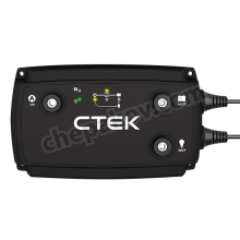 CTEK 120A DC/DC Power Management Solution Smartpass