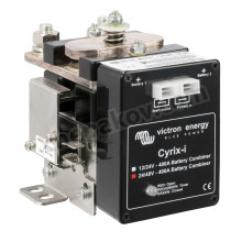 Cyrix-i 24/48V-400A intelligent battery combiner Victron