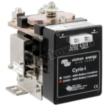Cyrix-i 12/24V-400A intelligent battery combiner Victron