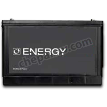 Long life nano-carbon battery 12V 100Ah