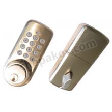 Z-wave Door lock without handle
