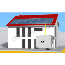 29815Wp Solar system for saling of electricity and self-consumption