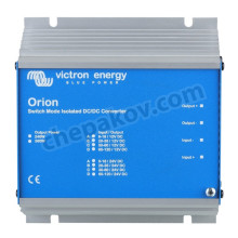 Orion 12/24-360W DC-DC converter galvanically isolated Victron