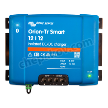 Orion-Tr Smart DC-DC charger for dual battery systems on 12/12V 18A