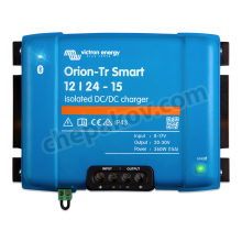 Orion-Tr Smart DC-DC charger for dual battery systems on 12V and 24V 15A