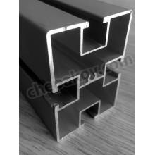 Aluminium Profile 50х70mm 6.2m