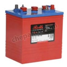 6V 250Ah Flooded Deep-Cycle battery Rolls