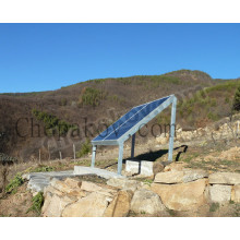 620Wp off-grid solar pv system with 230Vac output