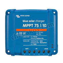 BlueSolar MPPT charge controller victron 75/10 (12/24V-10A)