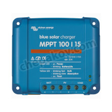 BlueSolar MPPT charge controller victron 100/15 (12/24V-15A)