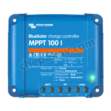 Victron BlueSolar charge controller MPPT 100/20 (12/24V-20A)