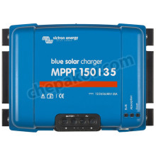 Victron BlueSolar charge controller MPPT 150/35 (12V-24V-48v-35A)