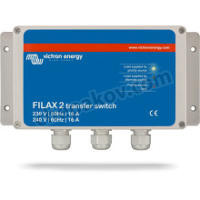 Filax the ultra-fast transfer switch  230V/50Hz, 240V/60Hz, 110V/50Hz, 120V/60Hz Victron