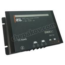 MPPT Solar charge contoler EnerDc 20A 12/24V  IP54