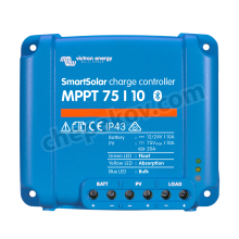 SmartSolar MPPT charge controller victron 75V -10A (12/24V-10A) - Bluetooth