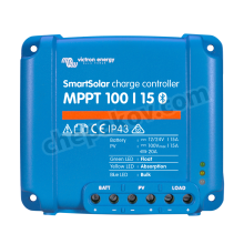 SmartSolar MPPT charge controller victron 100V -15A (12/24V-15A) - Bluetooth