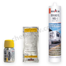 SOLARA adhesive set FIX PACK for solar panels