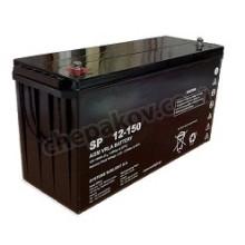 150Ah 12V VRLA AGM Sunlight SPb