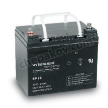 28Ah 12V VRLA AGM Sunlight SPa Battery