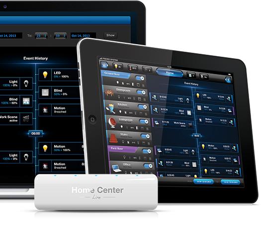FIBARO Home Center Lite Контролер за домашна/офис автоматизация СHC2-lite 868,4 Mhz (безжична комуникация)