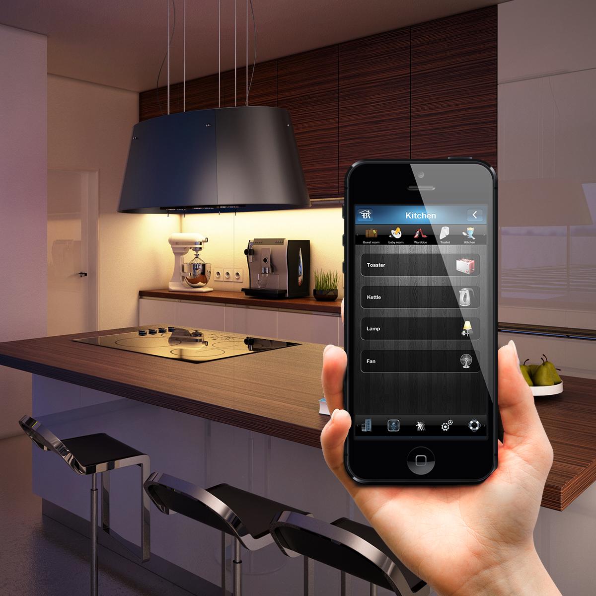 FIBARO Relay Switch 1x3kW Реле за домашна / офис автоматизация
