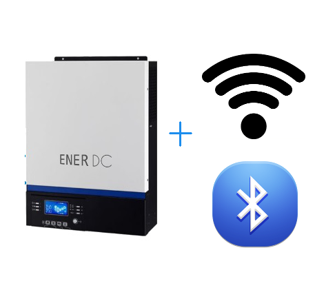 EnerDC bluetooth wifi