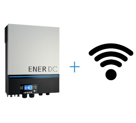EnerDC bluetooth wifi